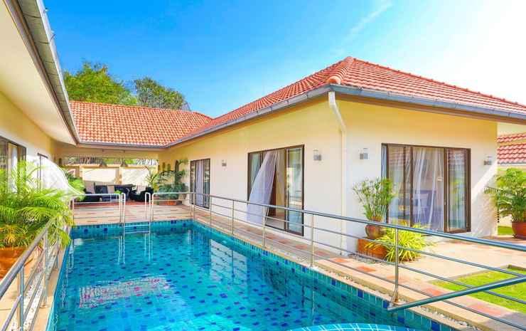 Villa Tortuga Pattaya Chonburi - Deluxe 4-bedroom villa with private pool and jacuzzi