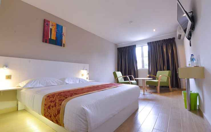 Hotel Pintar Johor - Kamar Double Deluks