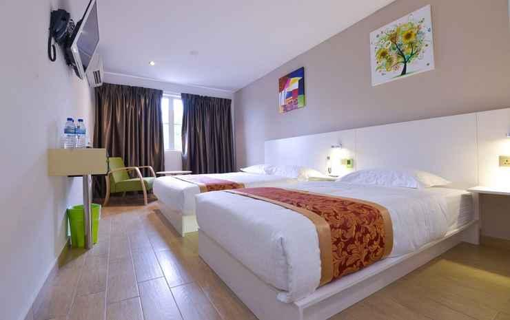 Hotel Pintar Johor - Kamar Triple Deluks