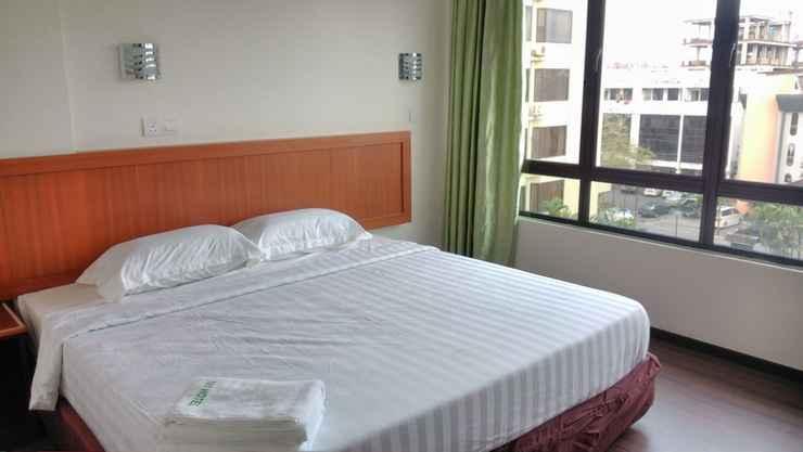 BEDROOM 101 Hotel Miri