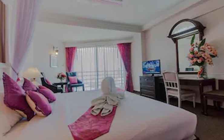 First Pacific Hotel and Convention Chonburi - Kamar Deluks