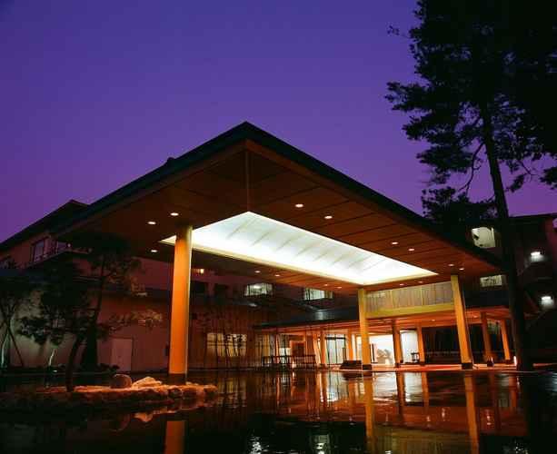 EXTERIOR_BUILDING โรงแรมเดอะ พาร์ค โจโดงาฮามะ