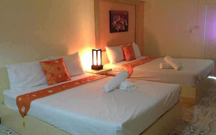 Casa Narinya at Suvarnbhumi Airport Bangkok - Family Bed