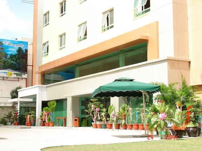 EXTERIOR_BUILDING M Chereville Hotel