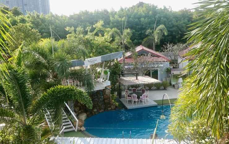 Momento Resort Chonburi - Kamar Standar, 1 Tempat Tidur King, balkon, pemandangan kolam renang