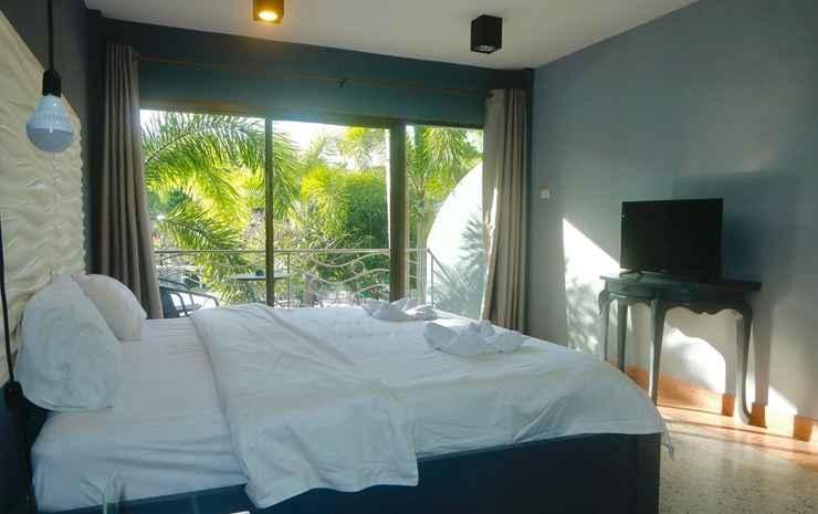 Momento Resort Chonburi - Kamar Deluks, 1 Tempat Tidur King, balkon, pemandangan kolam renang