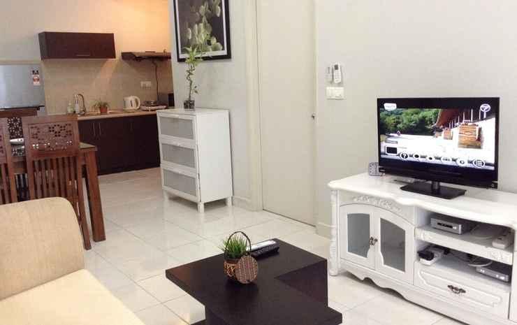 A&F Tropics Homestay Kuala Lumpur - Apartemen Standar, 2 kamar tidur, pemandangan kota