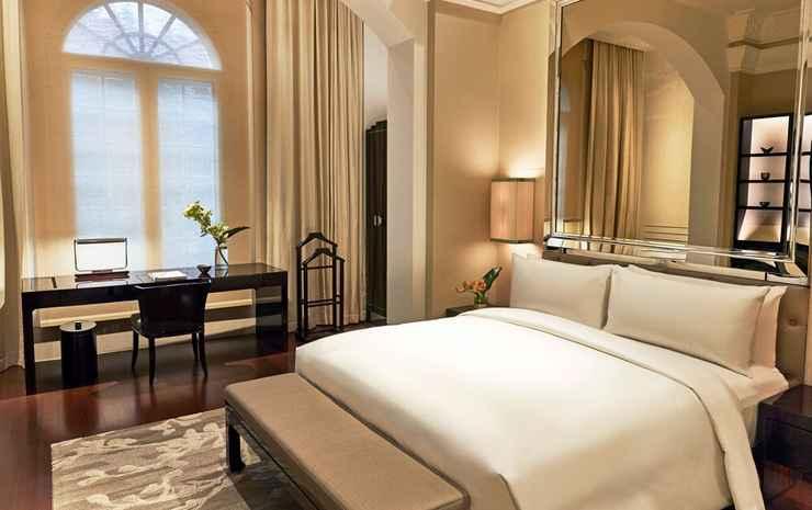 The Capitol Kempinski Hotel Singapore Singapore - Suite Stamford Suite