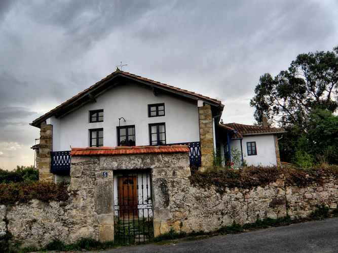 EXTERIOR_BUILDING Casa Rural Ortulane