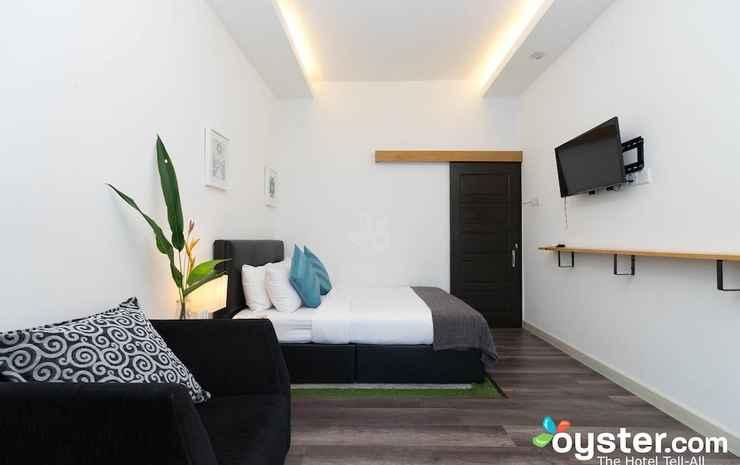 Roomies Penang Boutique Bed & Breakfast Penang - Studio Suite, 1 kamar tidur, non-smoking