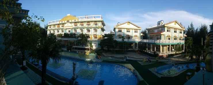 SWIMMING_POOL Khách sạn Queen Thanh Hóa