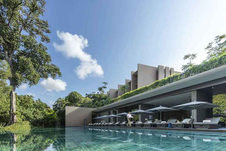 SWIMMING_POOL The Club Residences by Capella Singapore