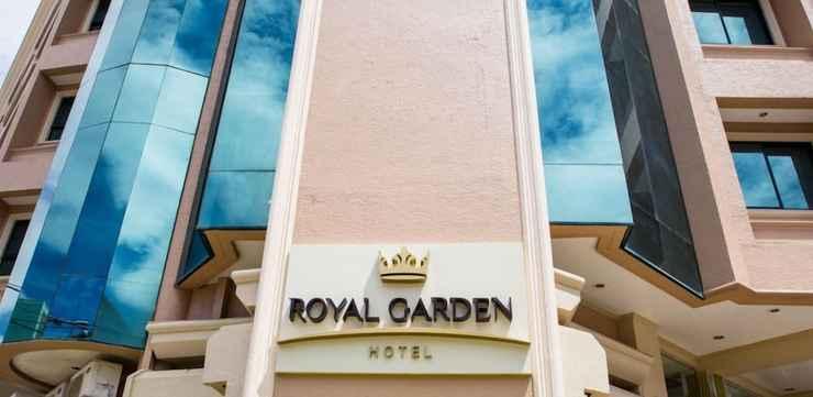 EXTERIOR_BUILDING Royal Garden Hotel