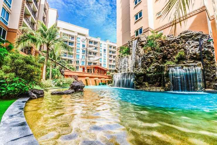 SWIMMING_POOL Atlantis Condo Resort by Natnarin