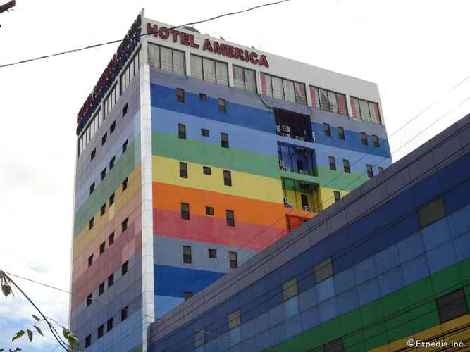 EXTERIOR_BUILDING Hotel America