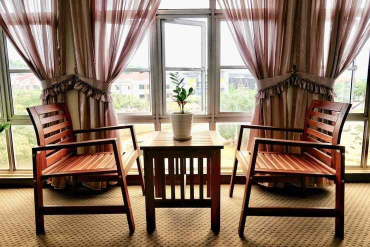BEDROOM Orkid Inn Puchong