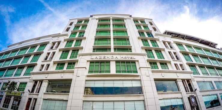 EXTERIOR_BUILDING Lazenda Hotel
