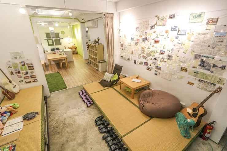LOBBY T-Life Hostel