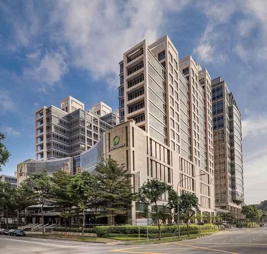 EXTERIOR_BUILDING Park Avenue Clemenceau (SG Clean)