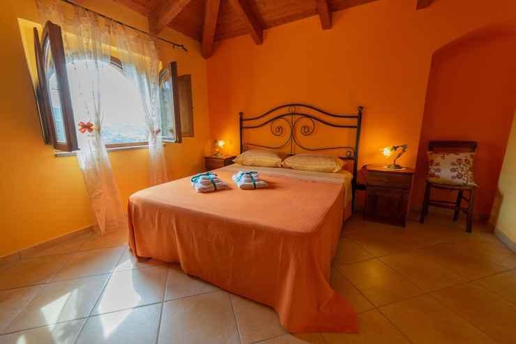 BEDROOM Country House Villa Nigro