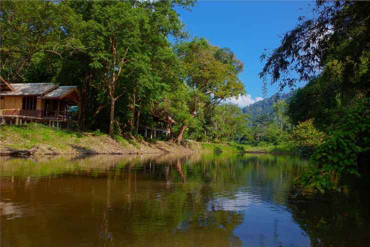 VIEW_ATTRACTIONS Khao Sok Riverside Cottage