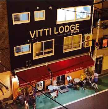 EXTERIOR_BUILDING Vitti Lodge & Family Apartment - Hostel