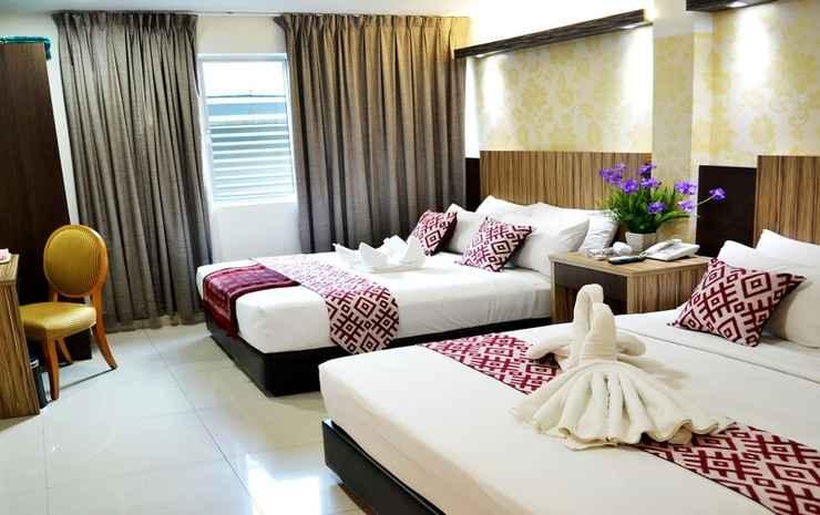 Easy Hotel Kuala Lumpur Sentral Kuala Lumpur - Kamar Double Keluarga, 2 kamar tidur