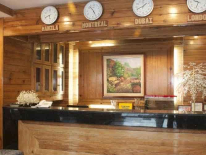 LOBBY Hotel Cosmopolitan