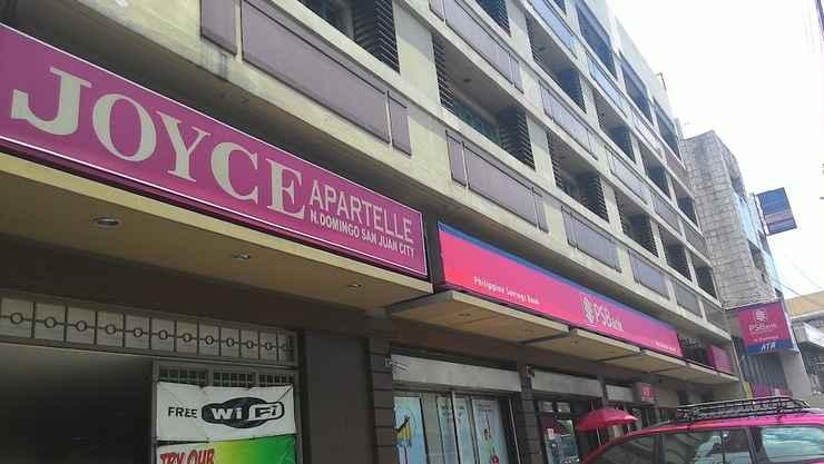 EXTERIOR_BUILDING Joyce Apartelle San Juan