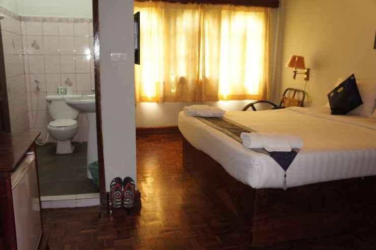 BEDROOM Rama Hotel