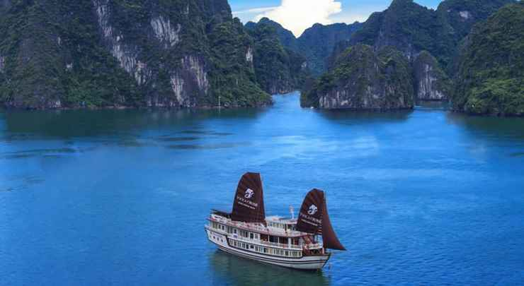 VIEW_ATTRACTIONS Du thuyền Viola Cruise Halong Bay