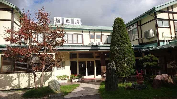 EXTERIOR_BUILDING คุซัทสึ ออนเซน คิโยชิเกคัน