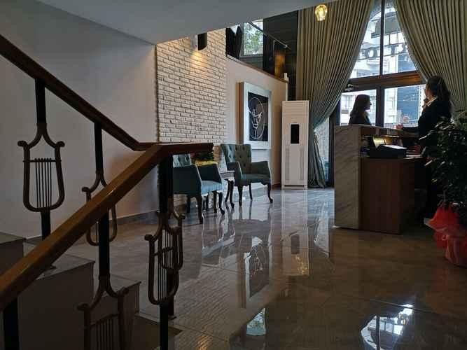 LOBBY Start Hotel