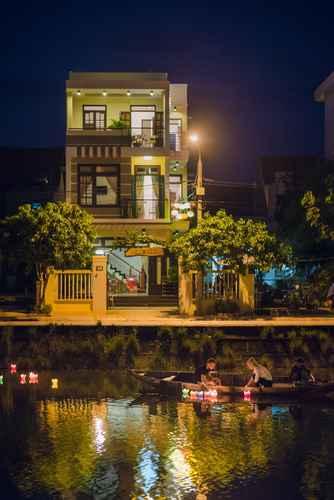 EXTERIOR_BUILDING Đông Nguyễn Homestay Riverside