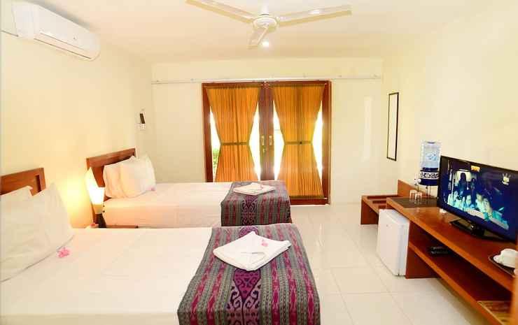 Mama Bella's Retreat Lombok - Kamar Superior, 2 Tempat Tidur Twin