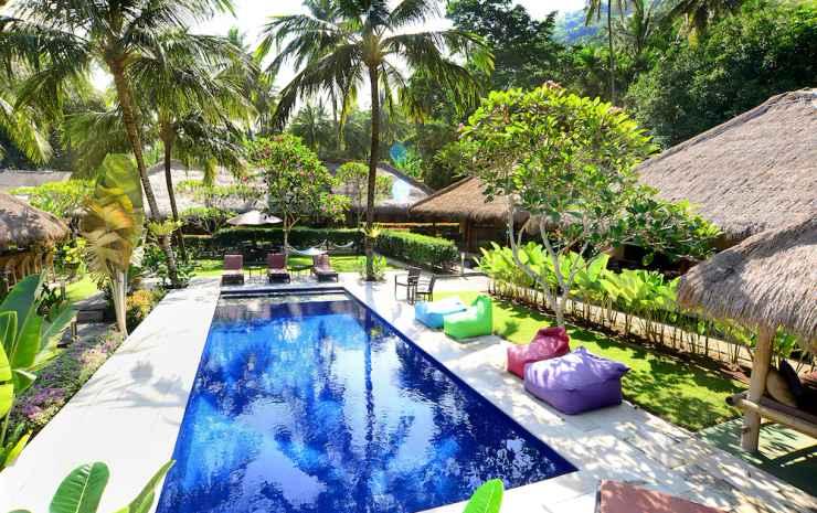 Mama Bella's Retreat Lombok -