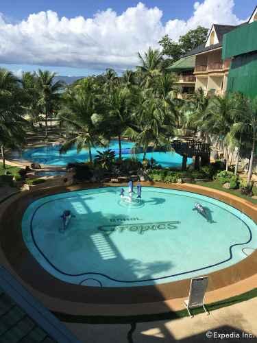 SWIMMING_POOL Bohol Tropics Resort