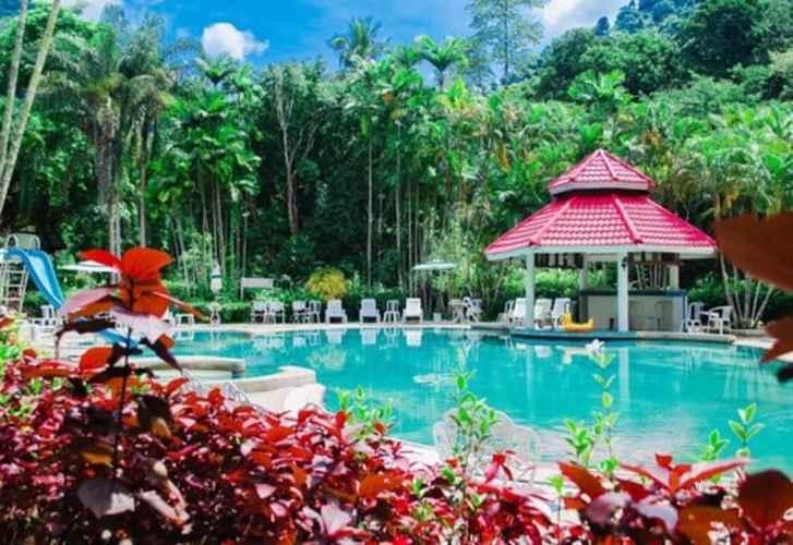 SWIMMING_POOL Sida Resort & Hotel