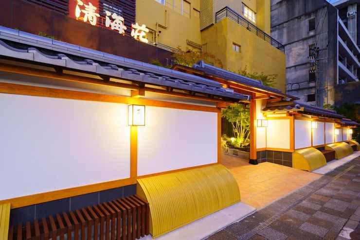 EXTERIOR_BUILDING เท็นกุ ยูโบะ เซไกโซะ