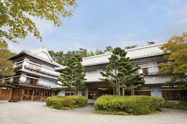 EXTERIOR_BUILDING โรงแรมคูซัทสึ