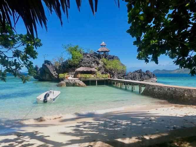 VIEW_ATTRACTIONS Sangat Island Dive Resort