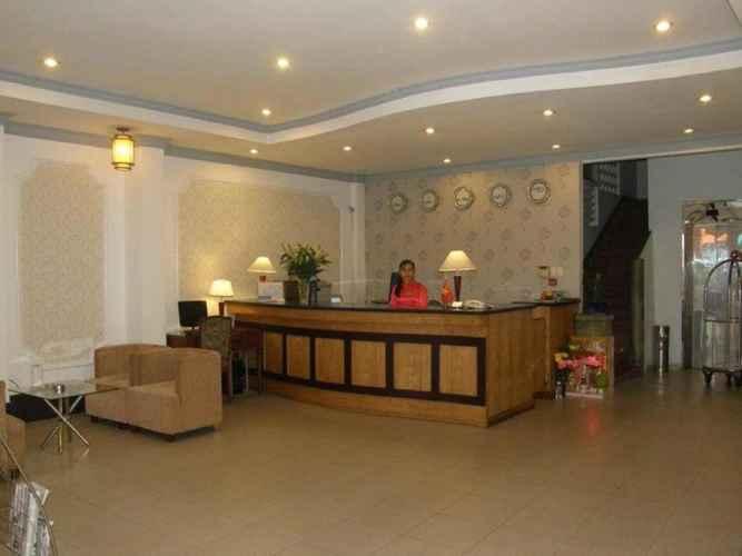 LOBBY Khách sạn Trung Mai