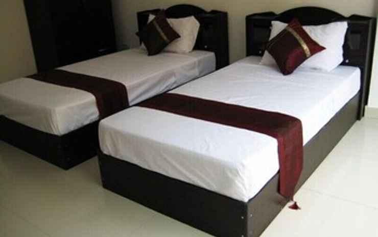 Jomtien Hostel Chonburi - Kamar Double Standar, 1 Tempat Tidur Double