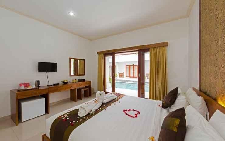 Anggie Stay Bali - Kamar Deluks, 1 kamar tidur, kamar mandi pribadi
