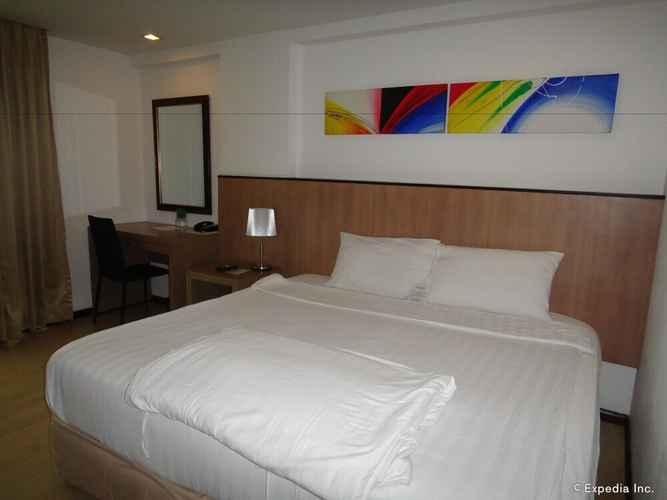 BEDROOM Prestigio Hotel Apartments