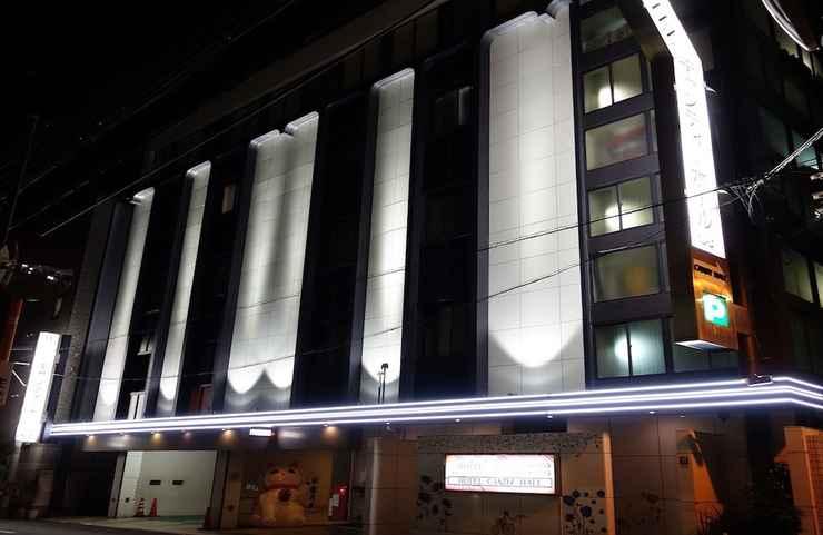 EXTERIOR_BUILDING โรงแรมแคนดี้ ฮอลล์