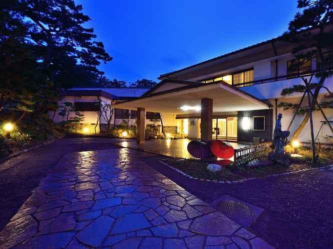 EXTERIOR_BUILDING โรงแรมฮาโกโรโมะ