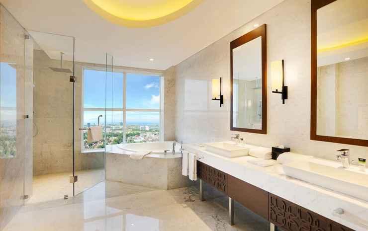 Four Points by Sheraton Makassar Makassar - Suite Presidensial, 2 kamar tidur, non-smoking, pemandangan kota