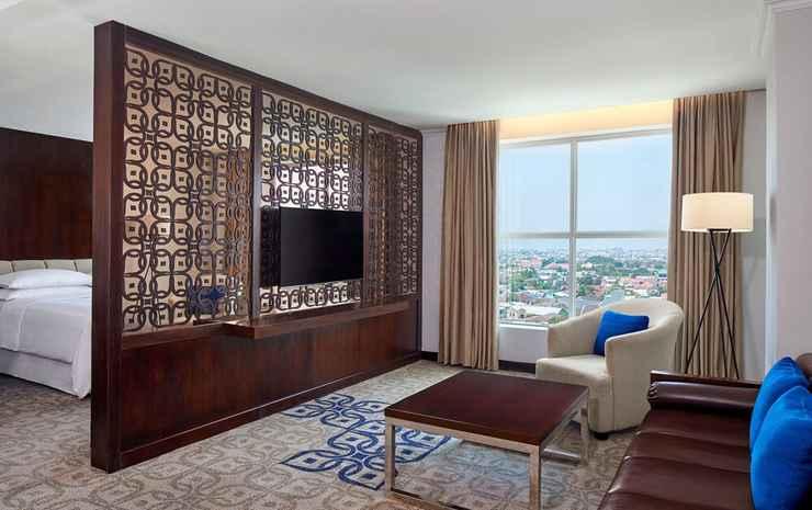 Four Points by Sheraton Makassar Makassar - Suite Eksekutif, 1 kamar tidur, non-smoking