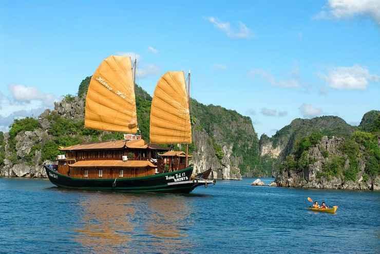 EXTERIOR_BUILDING Du thuyền Hương Hải